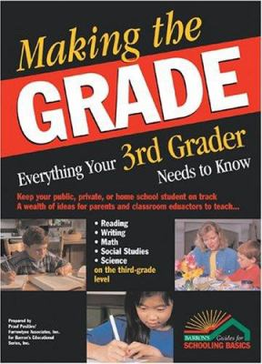 Everything Your Third Grader Needs to Know 9780764124785