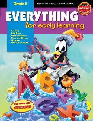 Everything for Early Learning, Grade K 9780769633626