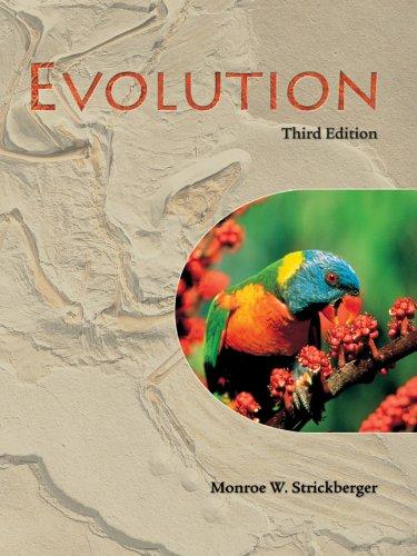 Evolution 9780763710668