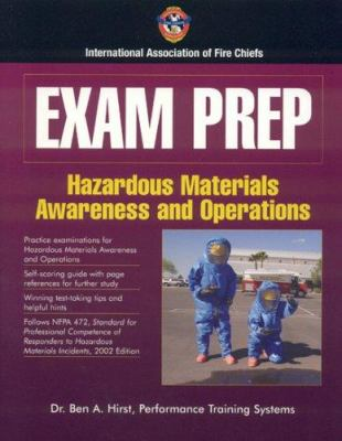 Exam Prep: Hazardous Materials Awareness and Operations 9780763728533