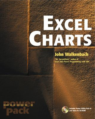 Excel Charts [With CDROM] 9780764517648