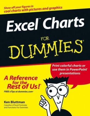Excel Charts for Dummies 9780764584732