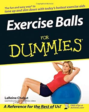 Exercise Balls for Dummies 9780764556234