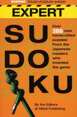 Expert Sudoku 9780761158356