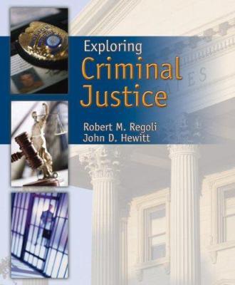 Exploring Criminal Justice 9780763742843