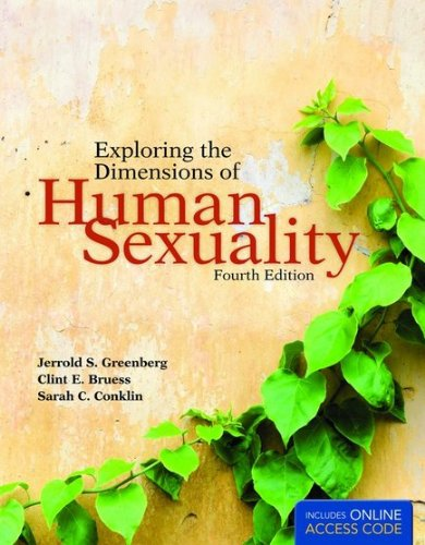 Exploring the Dimensions of Human Sexuality [With Access Code]