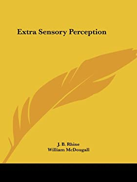 Extra Sensory Perception 9780766139626