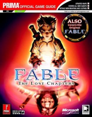 Fable: The Lost Chapters 9780761551805