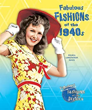 Fabulous Fashions of the 1940s 9780766035522