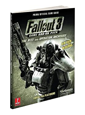 Fallout 3 Game Add-On Pack: The Pitt and Operation: Anchorage 9780761562689