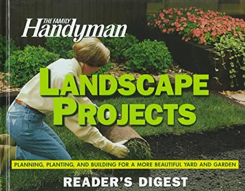 Family Handyman: Landscape Projects 9780762100477