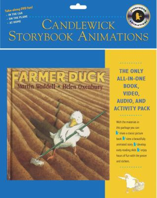 Farmer Duck [With Paperback Book] 9780763635121