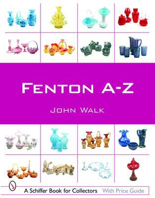 Fenton A-Z 9780764320460