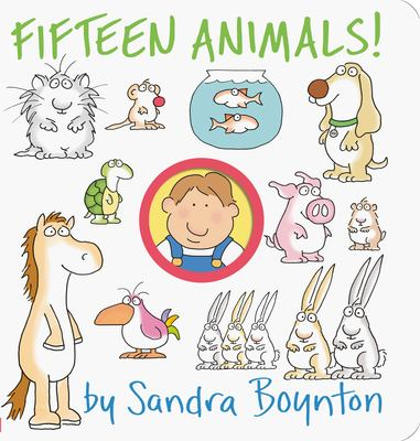 Fifteen Animals! 9780761130666