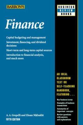 Finance 9780764134203