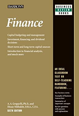 Finance 9780764147593
