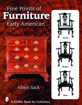 Fine Points of Furniture: Early American 9780764327377