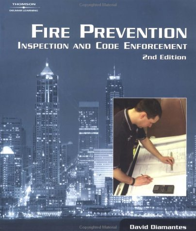 Fire Prevention: Inspection and Code Enforcement 9780766852853