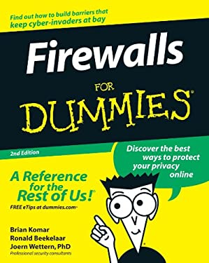 Firewalls for Dummies 9780764540486