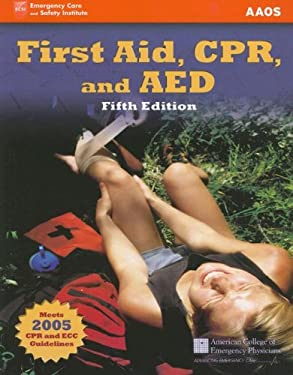 First Aid, CPR, and AED 9780763742096