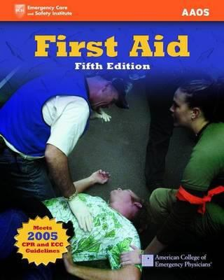 First Aid 9780763742447