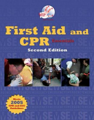First Aid and CPR Essentials 9780763750800