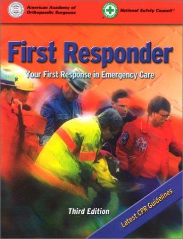 First Responder 3e 9780763714710