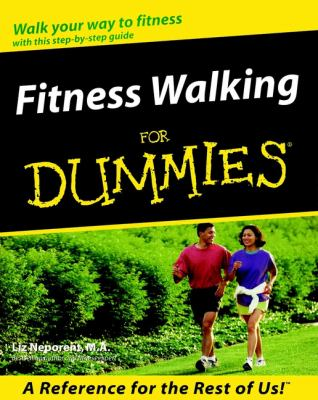 Fitness Walking for Dummies 9780764551925