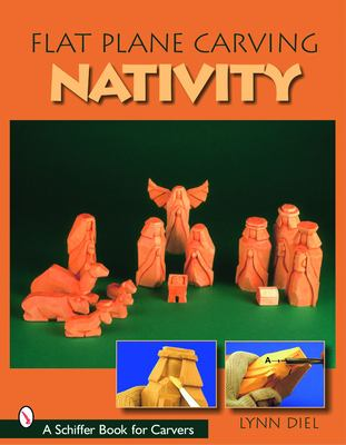 Flat Plane Carving: The Nativity