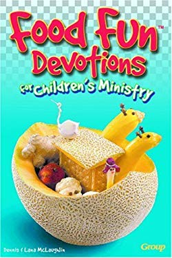 Food Fun Devotions 9780764420818