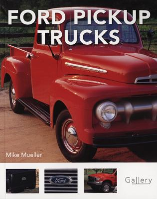 Ford Pickup Trucks 9780760332627