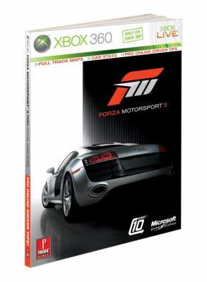 Forza Motorsport 3 9780761563389