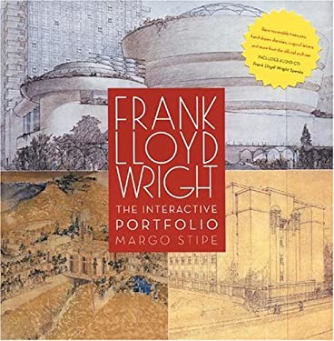 Frank Lloyd Wright Interactive Portfolio [With CD] 9780762419357
