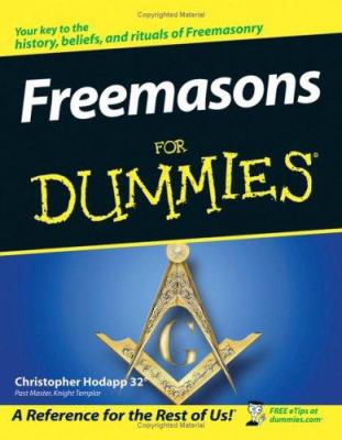Freemasons for Dummies 9780764597961