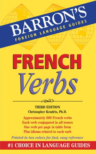 French Verbs 9780764146084