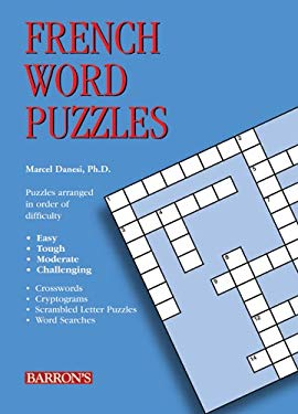 French Word Puzzles 9780764133077