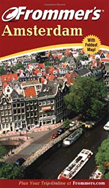 Frommer's Amsterdam [With Foldout Map] 9780764567377