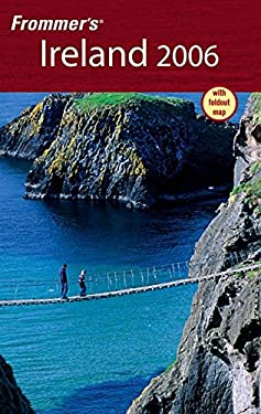 Frommer's Ireland [With Fold-Out Map] 9780764597718