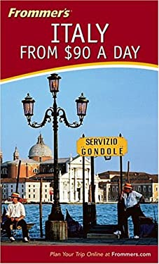 Frommer's Italy from $90 a Day 9780764576720