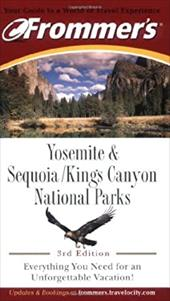 Frommer's Yosemite & Sequoia/Kings Canyon National Parks 2948018