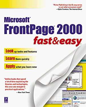 FrontPage 2000 Fast and Easy 9780761519317