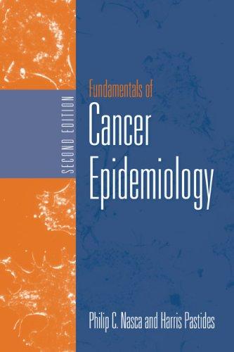 Fundamentals of Cancer Epidemiology 9780763736187