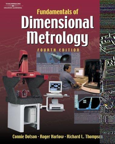 Fundamentals of Dimensional Metrology 9780766820715