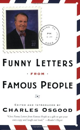 Funny Letters from Famous People 9780767911764