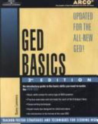 GED Basics 9780768907926