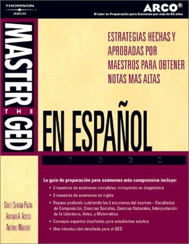 GED En Espanol 2004 = Master the GED 9780768912364