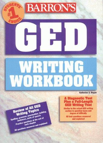 GED Writing Workbook 9780764102387