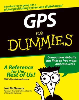 GPS for Dummies 9780764569333