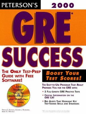 GRE Success [With CD] 9780768902402