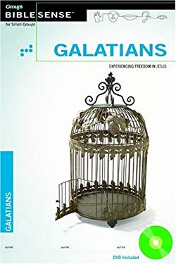 Galatians: Experiencing Freedom in Jesus [With DVD] 9780764432446